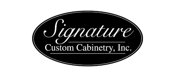 Signature Custom Cabinetry logo